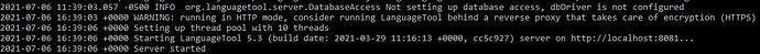 Error - Database Access