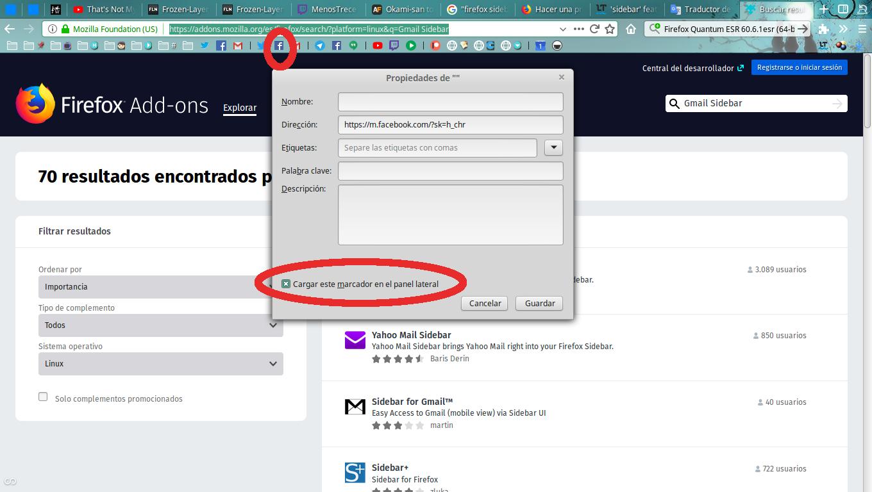 sidebar' feature - LanguageTool Forum